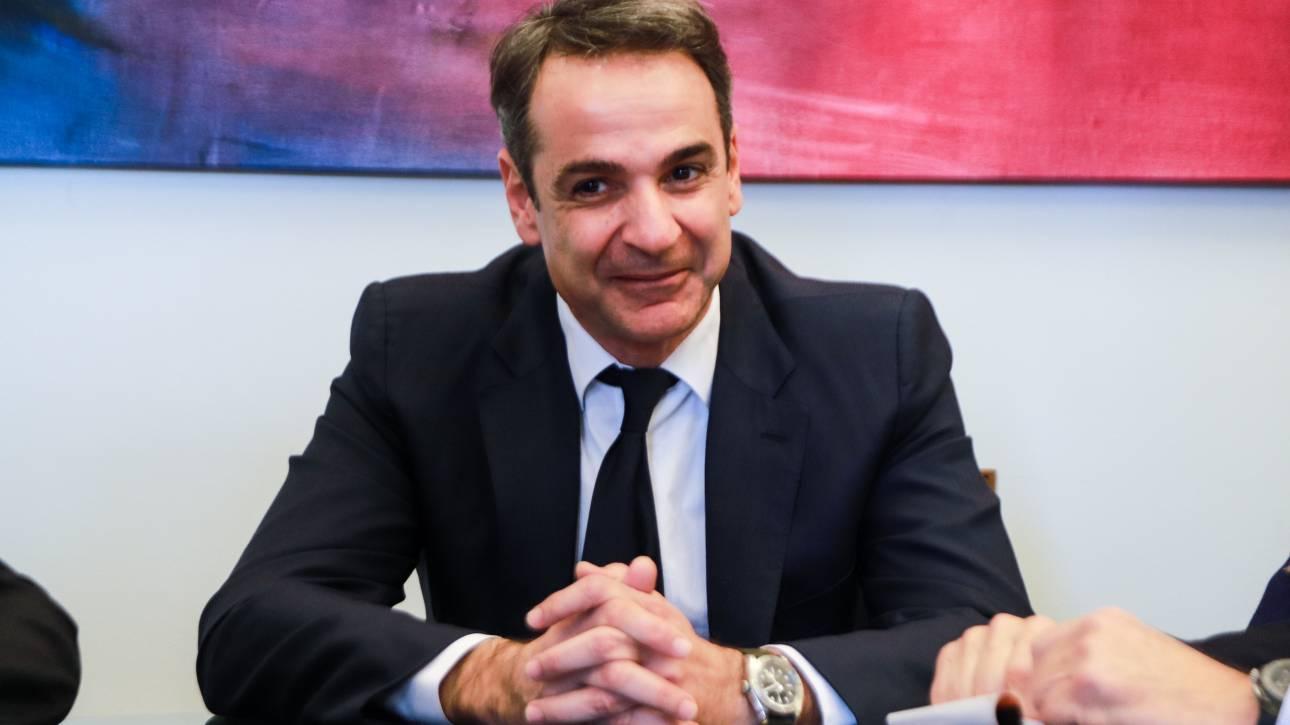 Ευρωεκλογές 2019: Η ΝΔ ανακοινώνει τους υποψήφιους