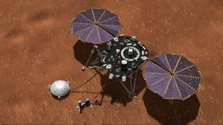 NASA: Καθημερινό δελτίου καιρού από… τον Άρη στέλνει το InSight