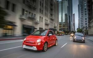 Εξήντα χρόνια μετά, το 2017, η ιταλική αυτοκινητοβιομηχανία παρουσίασε την ηλεκτρική έκδοση του μοντέλου – που προσώρας κυκλοφορεί μόνο στην αμερικανική αγορά.