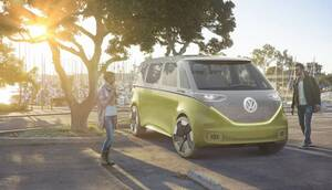 Σε μία προσπάθεια αξιοποίησης της δυναμικής των παλιών, κλασικών της μοντέλων, η Volkswagen παρουσίασε για πρώτη φορά στο Ντιτρόιτο ID Buzz Concept.