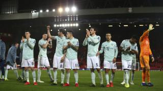 Ακήρυχτη «ανακωχή»: Τι ένωσε τους οπαδούς Λίβερπουλ – Μπάγερν στο ματς για τους 16 του CL