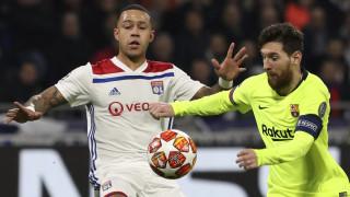 Champions League: Λήστεψαν ποδοσφαιριστές της Λιόν την ώρα που έπαιζαν με την Μπαρτσελόνα