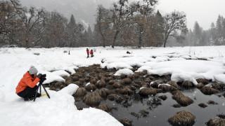 Χιονοθύελλα σαρώνει τις ΗΠΑ - Στα 60 εκατοστά θα φτάσει το χιόνι