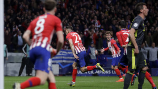 Champions League: Η Ατλέτικο δεν σεβάστηκε μια «Μεγάλη Κυρία» - Ανατροπή της... ανατροπής για Σίτι