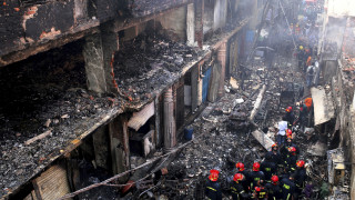 Τραγωδία στο Μπανγκλαντές: 70 νεκροί από φωτιά σε πολυκατοικία
