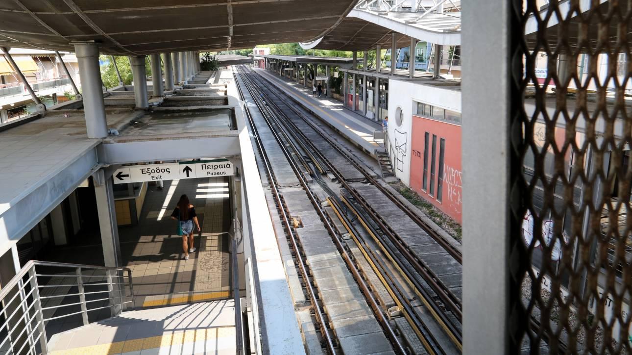 Στάση εργασίας: Χωρίς τρένα σήμερα η Αθήνα για τρεις ώρες