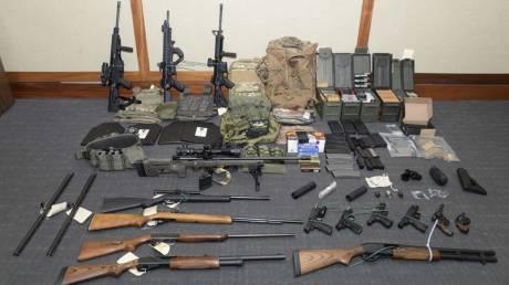 ΗΠΑ: Νεοναζί αξιωματικός του Λιμενικού σχεδίαζε δολοφονίες Δημοκρατικών και δημοσιογράφων