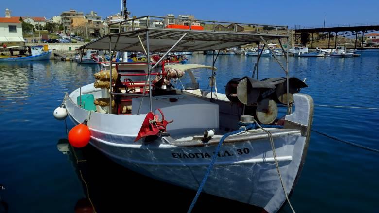 Απίστευτη ψαριά στη Νάξο