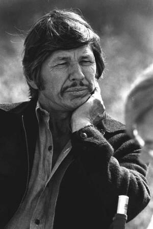 1974, Τσάρλς Μπρόνσον.