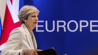 Η Μέι ζητά από τους υπουργούς της να μείνουν επικεντρωμένοι στη διαδικασία για το Brexit