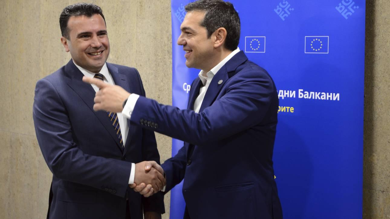 Al Jazeera: Διορατικοί και γενναίοι Τσίπρας - Ζάεφ, αξίζουν το Νόμπελ Ειρήνης