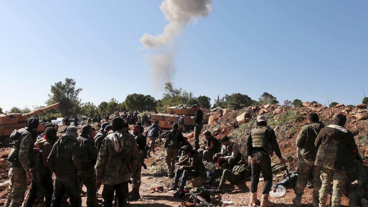 Συρία: Έκρηξη παγιδευμένου αυτοκινήτου κοντά σε πετρελαιοπηγή - Τουλάχιστον 20 νεκροί