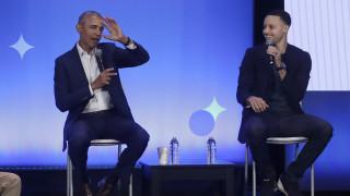 Ομπάμα σε ράπερ: Αν νιώθατε ok με τη σεξουαλικότητά σας δεν θα θέλατε 8 γυναίκες για twerking
