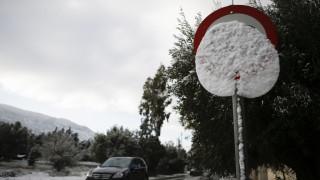 Καιρός: Η «Ωκεανίδα» έρχεται αγριεμένη με χιόνια ακόμα και στο κέντρο της Αθήνας
