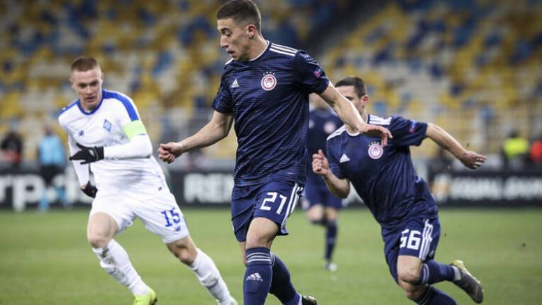 Europa League: «Πάγωσε» το όνειρο του Ολυμπιακού στο Κίεβο - Ο Σολ είχε το… κλειδί του καταψύκτη!