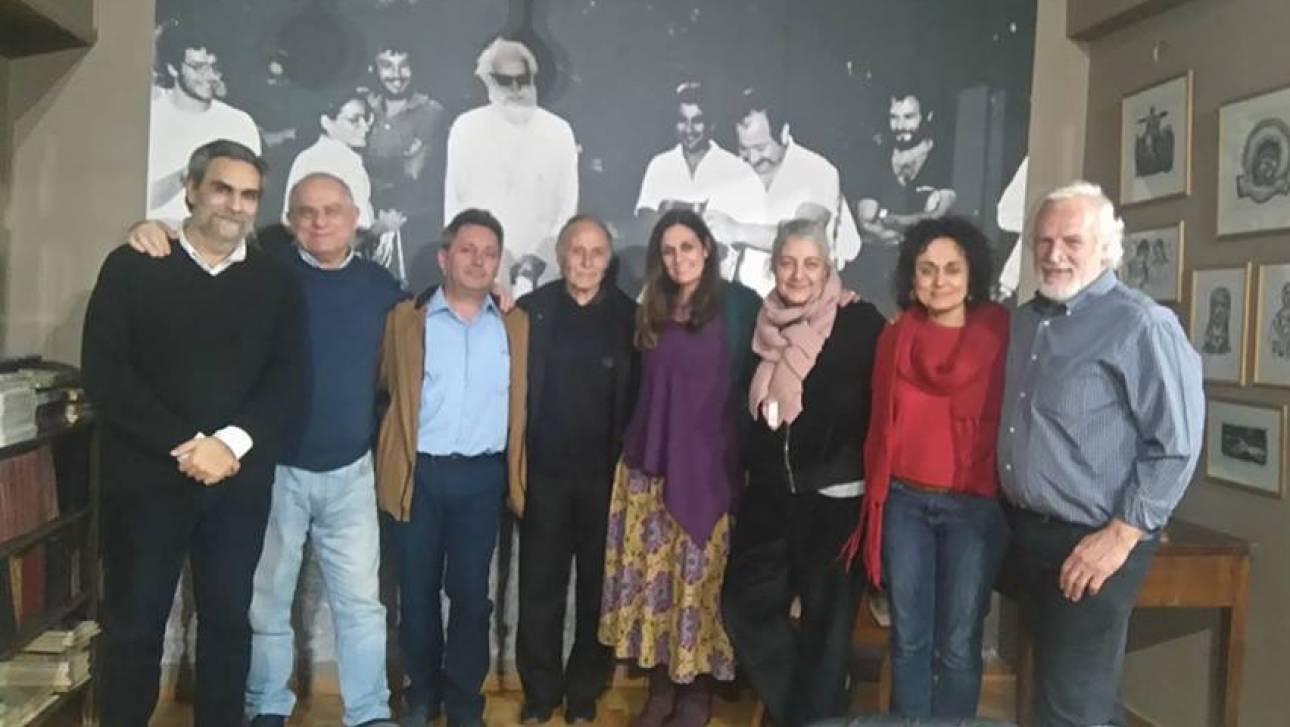 Το σπίτι του Νίκου Κούρκουλου δωρεά στο Σύνδεσμο Φίλων του Πρωτοπρεσβύτερου Γεώργιου Πυρουνάκη