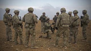 Οι ΗΠΑ θα αφήσουν στη Συρία περίπου 200 στρατιωτικούς