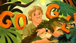 Steve Irwin: Ποιος είναι ο «Κροκοδειλάκιας» που τιμά η Google στο σημερινό doodle