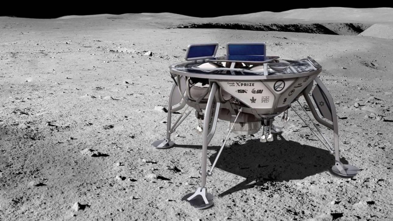 Επιτυχής η εκτόξευση του ισραηλινού σκάφους Beresheet για τη Σελήνη