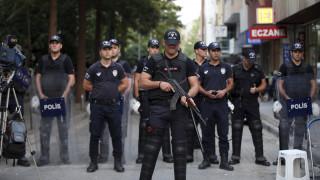 Τουρκία: Εκατοντάδες συλλήψεις στρατιωτικών, φερόμενων «Γκιουλενιστών», διέταξε η εισαγγελία