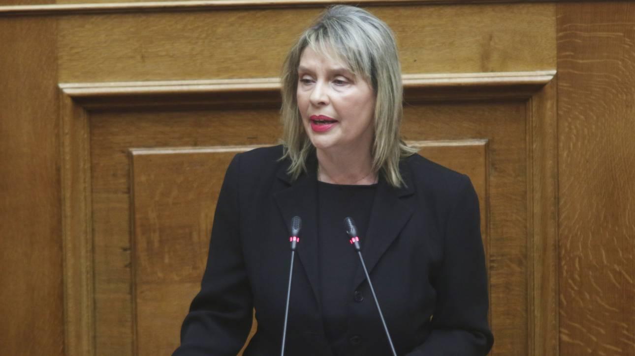 Παπακώστα: Το κράτος δίνει σήμα μηδενικής ανοχής στο Ρουβίκωνα