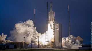 Συνεχίζει την επιτυχημένη τροχιοδρόμησή του ο δορυφόρος HELLAS SAT 4