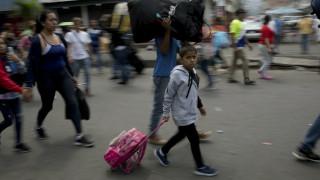 Βενεζουέλα: Περίπου 2,7 εκατομμύρια πολίτες έχουν εγκαταλείψει τη χώρα σύμφωνα με τον ΟΗΕ
