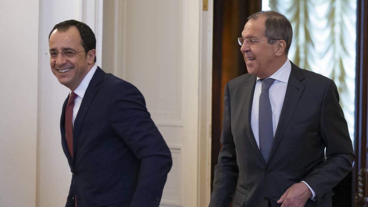 Λαβρόφ: Παρωχημένο το σύστημα εγγυήσεων στην Κύπρο