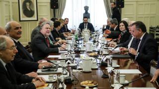 Ελληνοτουρκικά και Brexit στο επίκεντρο του Εθνικού Συμβουλίου Εξωτερικής Πολιτικής