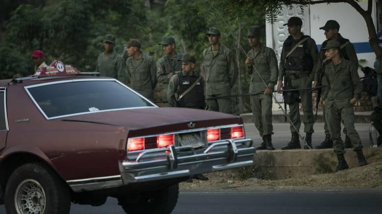 Βενεζουέλα: Δύο νεκροί και 15 τραυματίες στα σύνορα με τη Βραζιλία