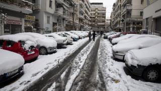 Καιρός: Χιόνια, βροχές και πτώση της θερμοκρασίας το Σάββατο