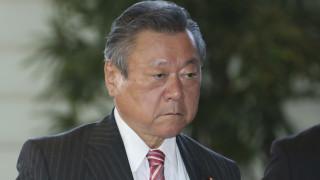 Ιάπωνας υπουργός ζήτησε δημόσια συγγνώμη επειδή άργησε... τρία λεπτά στη Βουλή