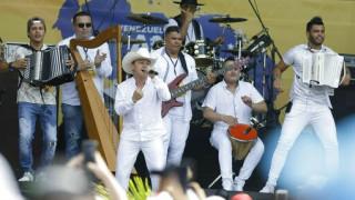 Βενεζουέλα: Live η μεγάλη συναυλία για την ανθρωπιστική βοήθεια