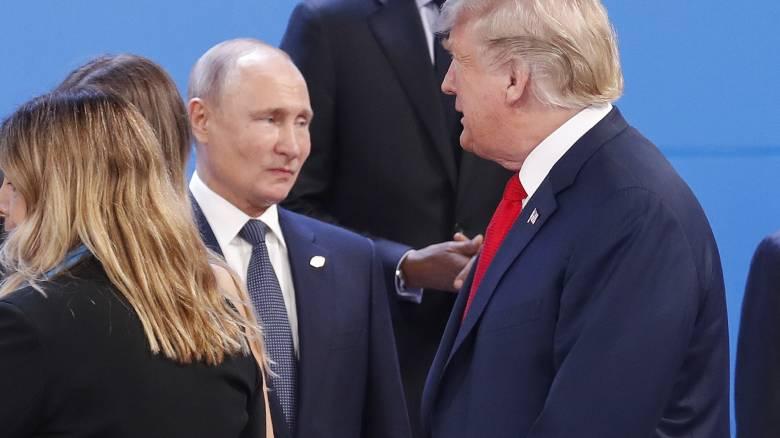 Η Ρωσία απειλεί τις ΗΠΑ: Θέλουμε πέντε λεπτά για να σας πλήξουμε με πυραύλους