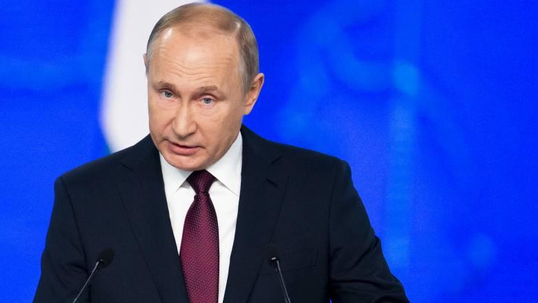 Η εξήγηση του Κρεμλίνου για την κατακόρυφη πτώση της τηλεθέασης στην ομιλία Πούτιν