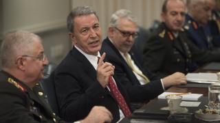 Συνάντηση των υπουργών Άμυνας Τουρκίας - ΗΠΑ στο Πεντάγωνο