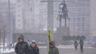 Κακοκαιρία: Η «Ωκεανίδα» σαρώνει την Ελλάδα – Χιόνια και πολικές θερμοκρασίες