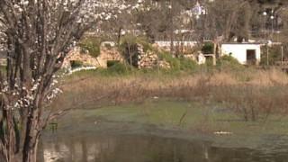 Παράξενο φαινόμενο στη Χαλκίδα: H γη... αναβλύζει νερό