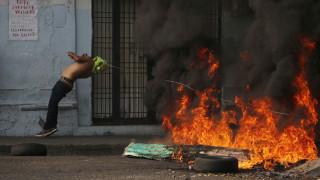 Βενεζουέλα: Νέες λιποταξίες και επεισόδια με φόντο την αμερικανική ανθρωπιστική βοήθεια