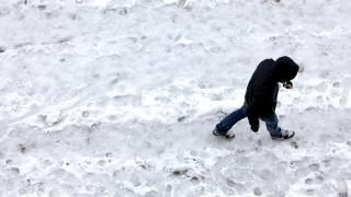 Καιρός: Χιονοπτώσεις και καταιγίδες την Κυριακή