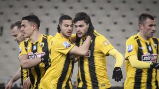 Super League: Νίκη της ΑΕΚ επί του Απόλλωνα Σμύρνης