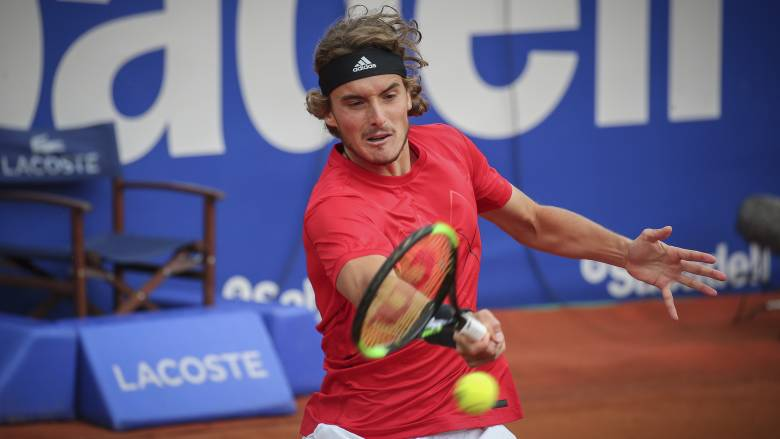 Στέφανος Τσιτσιπάς: Η πρόκριση στον τελικό του Open Μασσαλίας και η ατάκα για τον… Μήτρογλου