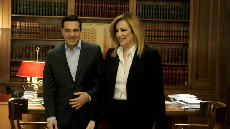 Η μάχη της Κεντροαριστεράς: ΣΥΡΙΖΑ εναντίον ΚΙΝΑΛ και... όποιος αντέξει
