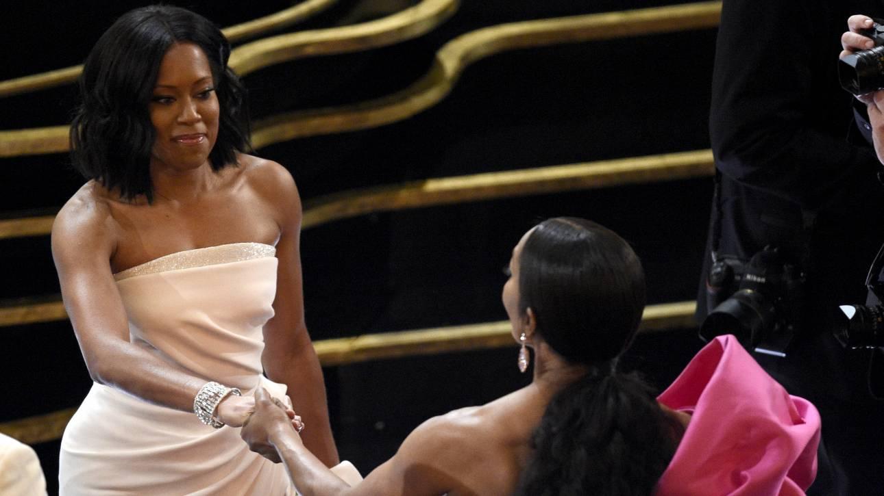 Όσκαρ 2019: Βραβείο Β' γυναικείου ρόλου στη Ρετζίνα Κινγκ