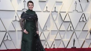 Όσκαρ 2019: Το Βραβείο Α' Γυναικείου Ρόλου στην Ολίβια Κόλμαν για την Ευνοούμενη του Λάνθιμου