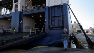 Καιρός: Απαγορευτικό απόπλου λόγω θυελλωδών ανέμων – Σε ποια λιμάνια είναι δεμένα τα πλοία