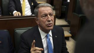 Ακάρ: Δεν θα επιτρέψουμε τελεσίγραφα σε Αιγαίο, Ανατολική Μεσόγειο και Κύπρο