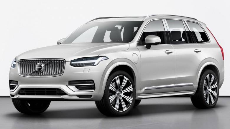 Η Volvo ανανεώνει το XC90 και οι κινητήρες του αποκτούν και ένα νέο ήπιο υβριδικό σύστημα