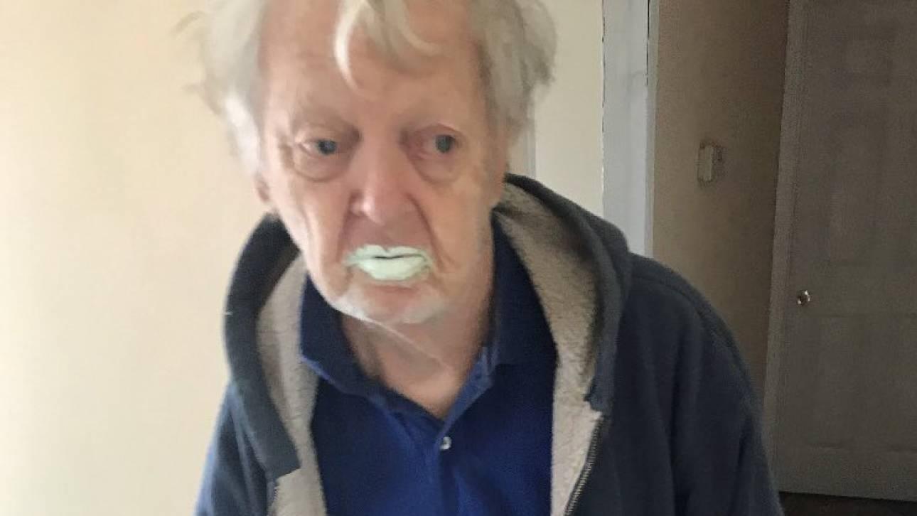 Απίστευτος παππούς 90 ετών έφαγε μισό δοχείο μπογιά επειδή το πέρασε για... γιαούρτι!