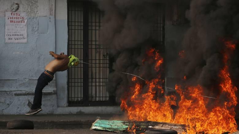 Βενεζουέλα: Συνεχίζονται οι διεθνείς αντιδράσεις – Υπέρ των κυρώσεων στον Μαδούρο το Βερολίνο